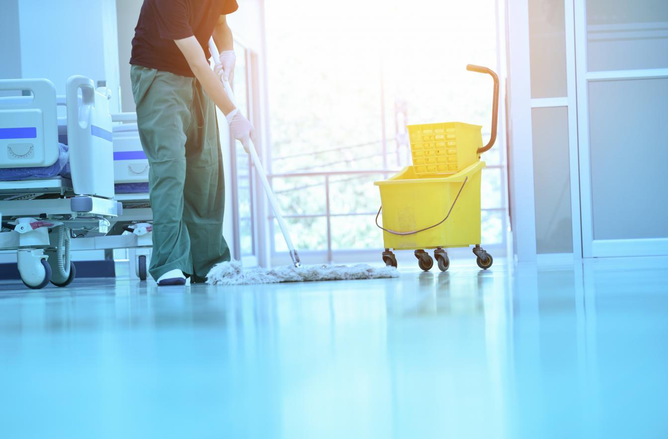 Hospital and Clinical Cleaning Services