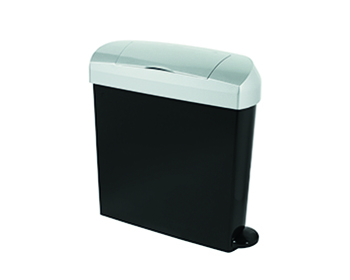 Black Chrome Femcare Hygiene Units