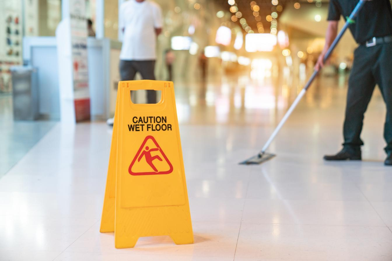 Shop and Retail Cleaning Services